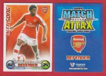 Arsenal Alex Song Cameroon